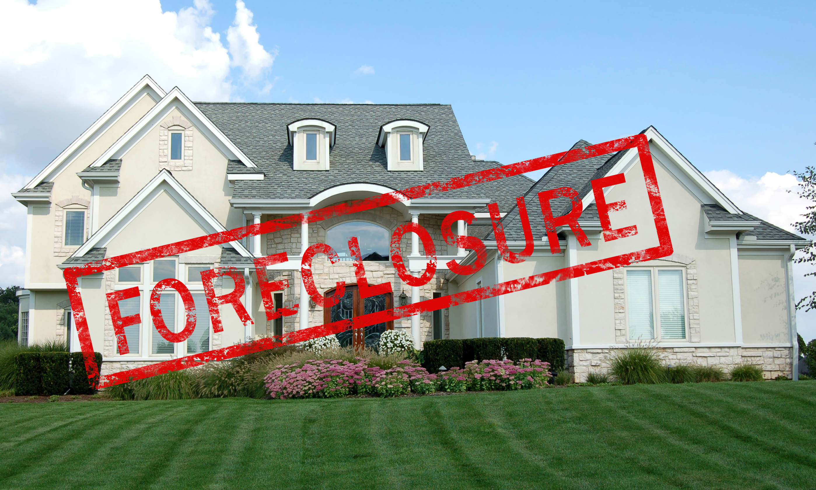 Call Herrin Appraisal Company when you need valuations on Forsyth foreclosures